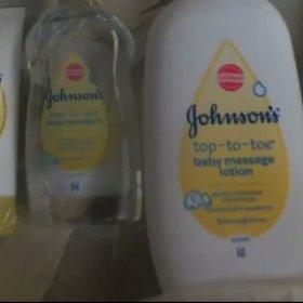 JOHNSON'S® Baby Top-to-Toe range