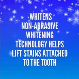 Listerine Advanced white mouth wash